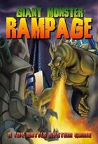 Giant Monster Rampage Deluxe 3rd Edition