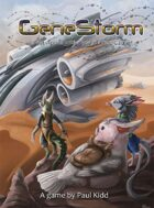 GeneStorm: A Post-Apocalyptic Role Playing Game