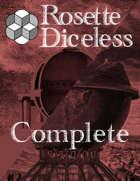Rosette Diceless Complete [BUNDLE]