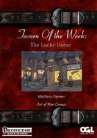 Tavern of the Week: The Lucky Horse Tavern