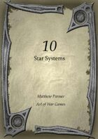 10 Star Systems
