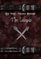 Get Some! Fantasy Warfare: Leonid Army List