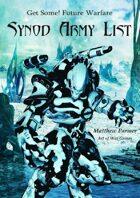 GetSome! Future Warfare: Synod Army List
