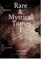 Rare and Mystical Tomes 1