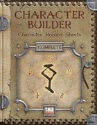 Character Builder Complete: Celtic