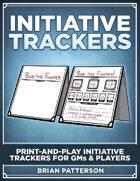 Initiative Trackers
