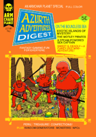 Azurth Adventures Digest Issue 1