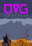 The Ultraviolet Grasslands - Free Introduction