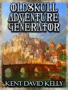 CASTLE OLDSKULL - Oldskull Adventure Generator