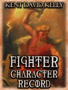 ACR1 - Advanced OSR Character Record - Fighter Class