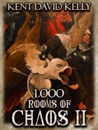 CASTLE OLDSKULL - 1,000 Rooms of Chaos II