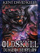CASTLE OLDSKULL - Oldskull Dungeon Bestiary