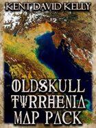 CASTLE OLDSKULL - Oldskull Tyrrhenia Map Pack