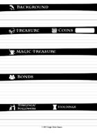 Additional Page for your Playbook (Dungeon World or Scourged World)