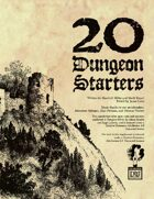 20 Dungeon Starters