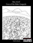Hex 16.43 -- Cave of the Elder Gargoyles