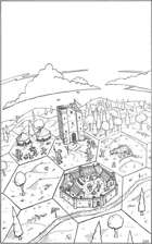 Basilisk Hills Supplemental Hexcrawl Preview