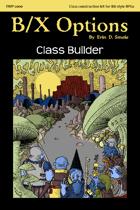 BX Options: Class Builder