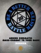 Be A Better Battle Master