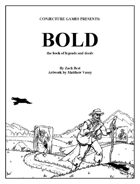 BOLD, Universal PC Stories and Deeds Generator