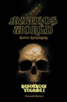 Mythos World Resources Vol 1