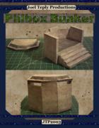 Pillbox Bunker