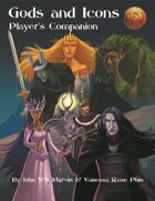 Gods and Icons Player's Companion (13th Age Compatible)