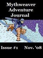 Mythweaver Adventure Journal #1