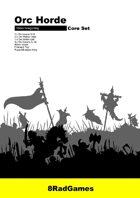 Orc Horde Core Set