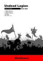 Undead Legion Core Set