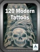 120 Modern Tattoos