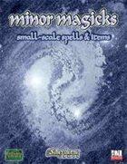 Minor Magicks