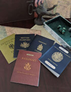 Investigator Passports