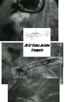 JU87 Stuka Jericho Trumpets Mission Sheet