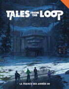 Tales from the Loop - La France des Années 80