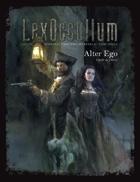 LexOccultum - Alter Ego - Guide du Joueur