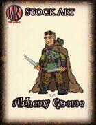 Stock Art: Alchemy Gnome