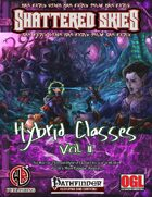 Hybrid Classes Vol. 2: Horror Heroes