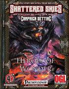 Hybrid Classes Vol.3: Heroes of Wonder
