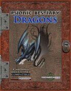 Psionic Bestiary: Dragons