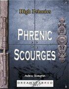 High Psionics: Phrenic Scourges