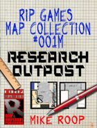 Research Outpost Map
