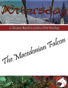 Æthersday - Random Setting - The Macedonian Falcon