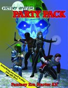 Party Pack: Fantasy Starter Kit!