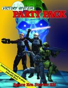 Party Pack: Space Starter Kit!