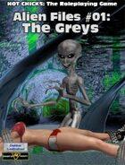 Alien Files #1: The Greys