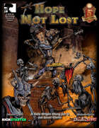 Hope Not Lost - A Solo Origin Story for a 1st Level Cleric (5th Edition Compatible)