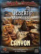 Desert Map-Tiles - Canyon