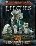 BSG Miniatures - Leeches