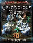 BSG Miniatures - Carnivorous Plants